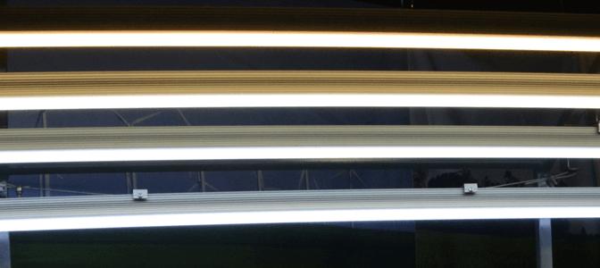 LED farvetemperaturer
